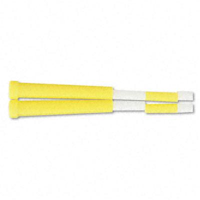 Champion Sport PR8 Segmented Plastic Jump Rope 8-ft. Yellow/White