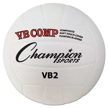 Champion Sport VB2 Volleyball Pro Comp Series 8 Diameter