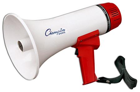 Champion Sports 13176 600 yd Range Megaphone