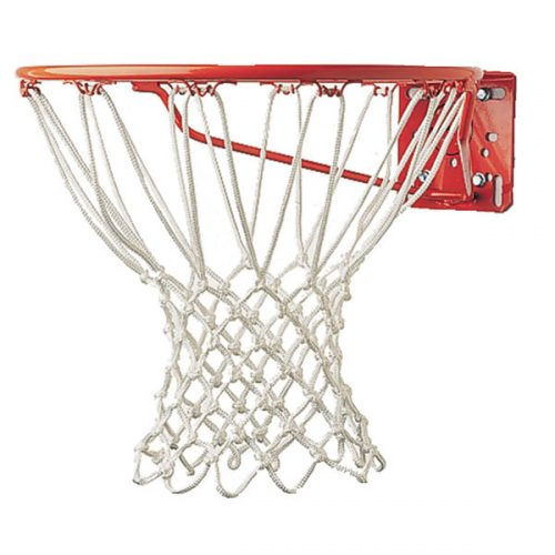 Champion Sports 417 288 g Basketball Net Non Whip White