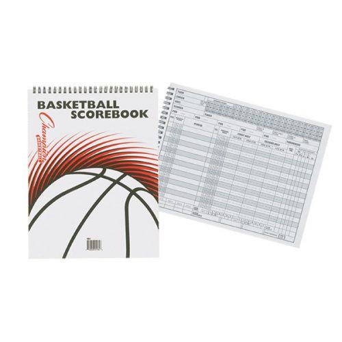 Champion Sports BB1 Basketball Scorebook Records