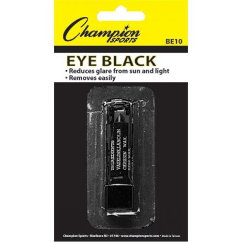 Champion Sports BE10 No Glare Eye Black