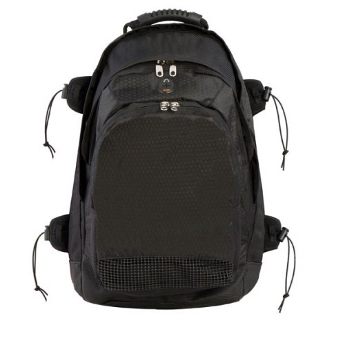 Champion Sports BP802BK 13 x 20 x 10 in. Deluxe All Purpose Backpack Black