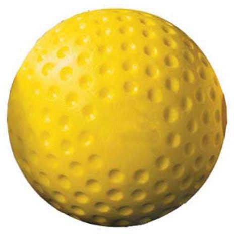 Champion Sports CHADS12 12 in. Pitching Machine Softball Yellow