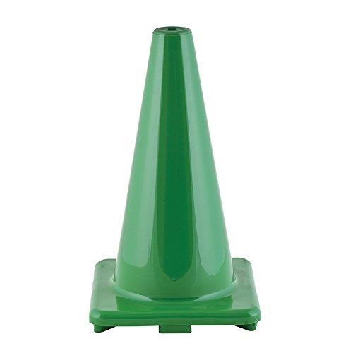 Champion Sports CHSC18GN 18 in. Hi Visibility Flexible Vinyl Cone - Green
