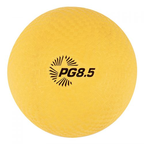 Champion Sports CHSPG85YLBN 8.5 in. Play Ground Ball Yellow