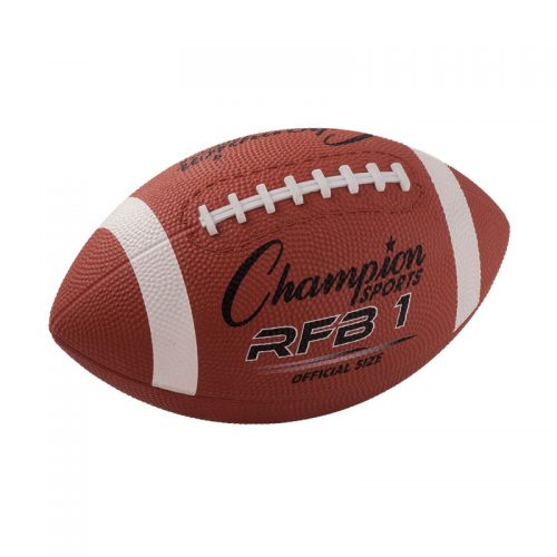 Champion Sports CHSRFB1BN Official Size Football