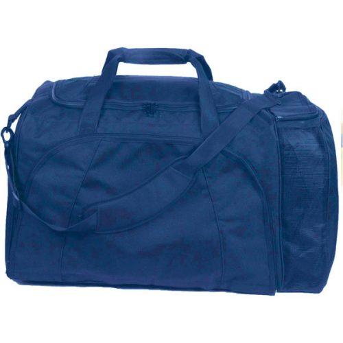 Champion Sports FB1528BL Football Equipment Bag Royal Blue