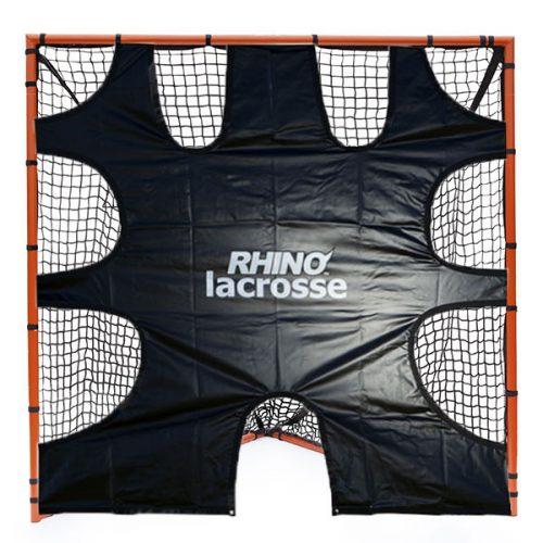 Champion Sports LGT Lacrosse Goal Target Black & Orange