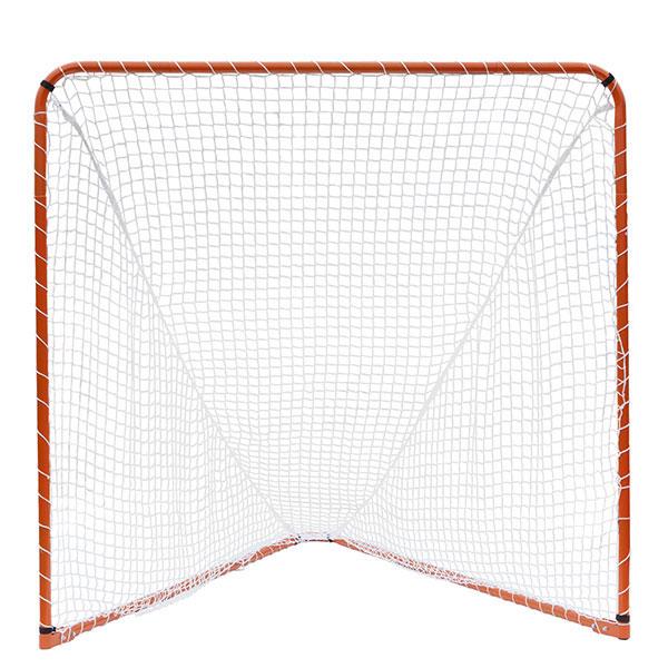Champion Sports LNGLFD 6 x 6 ft. Backyard Lacrosse Goal White