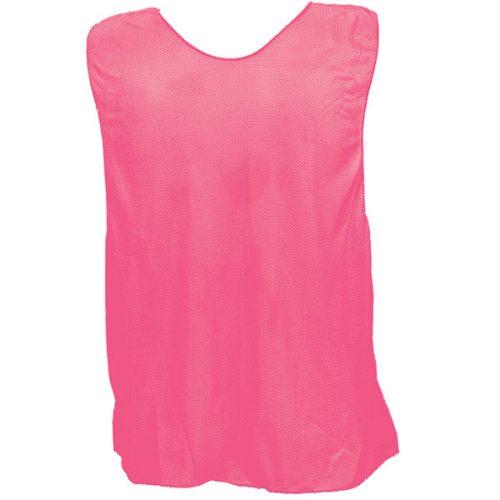 Champion Sports PSANPK Adult Practice Vest Neon Pink