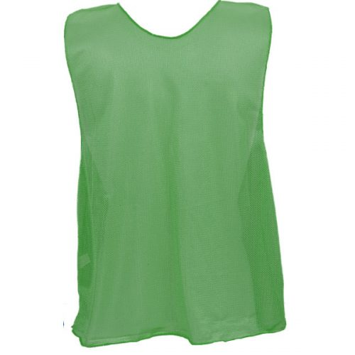 Champion Sports PSYFG Youth Practice Vest Fluorescent Green