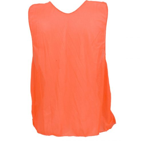Champion Sports PSYOR Youth Practice Vest Fluorescent Orange
