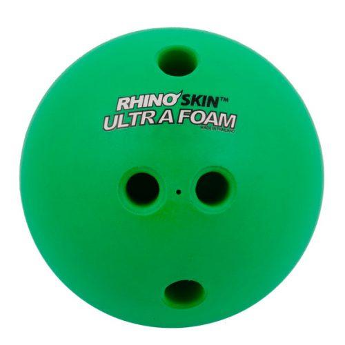 Champion Sports RSFB50 5 lbs Rhino Skin Foam Bowling Ball Green