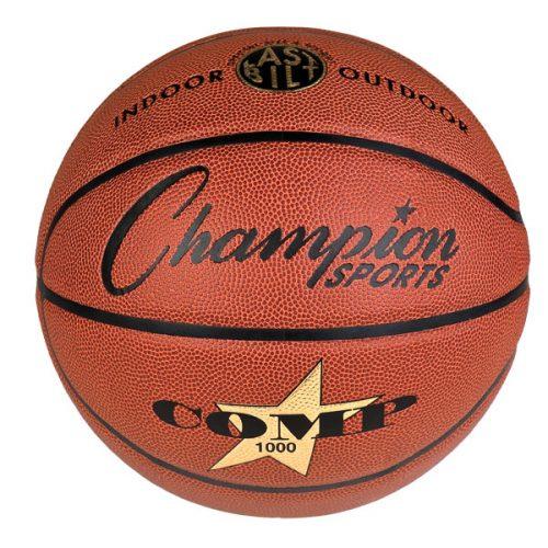 Champion Sports SB1000 29.5 in. Composite Basketballs Orange