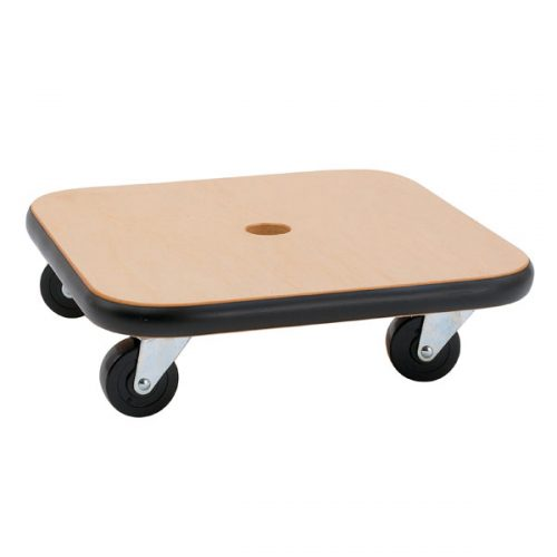 Champion Sports SCWB12 12 in. Wood Scooter