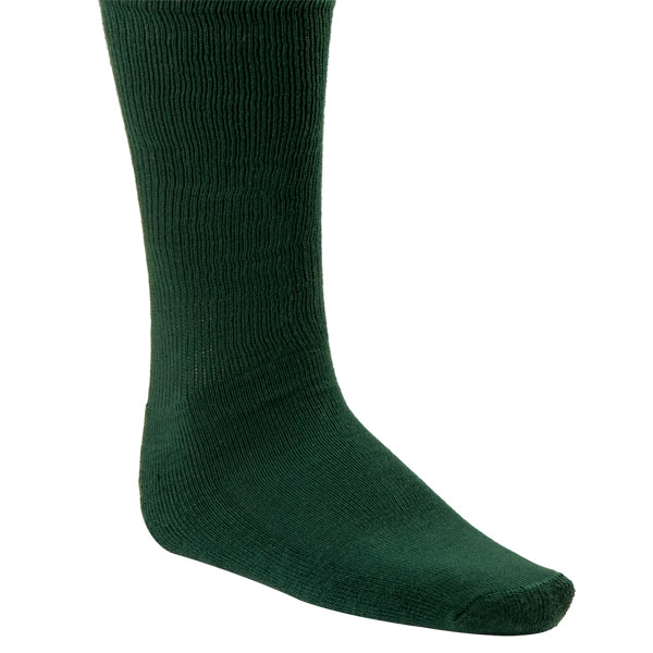 Champion Sports SK3DGN Rhino All Sport Sock Dark Green - Large