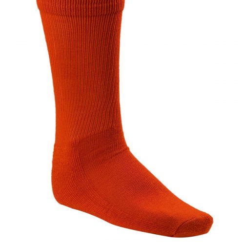 Champion Sports SK3OR Rhino All Sport Sock Orange - Large