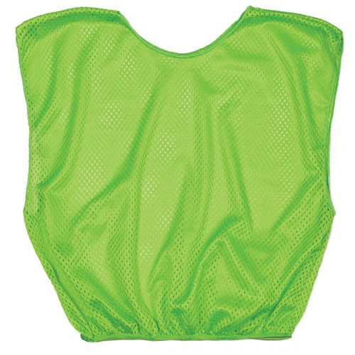 Champion Sports SVMNGN Practice Adult Scrimmage Vest Neon Green
