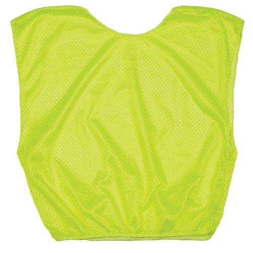 Champion Sports SVMNYL Practice Adult Scrimmage Vest Neon Yellow