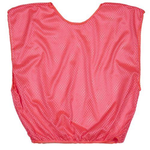Champion Sports SVYNPK Practice Youth Scrimmage Vest Neon Pink