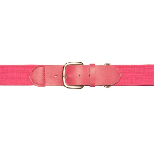 Champion Sports UBYPK Youth Baseball & Softball Uniform Belt Pink