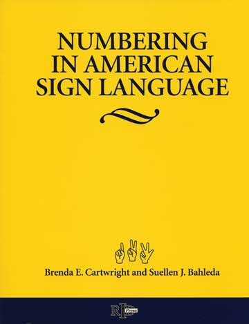 Cicso Independent B981 Numbering in American Sign Language