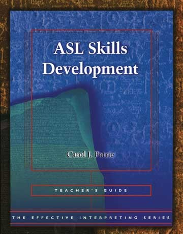 Cicso Independent BDVD194 Effective Interpreting - ASL Skills Development Teacher Set