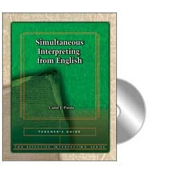 Cicso Independent BDVD216 Effective Interpreting - Simultaneous Interpreting from English Teachers Set
