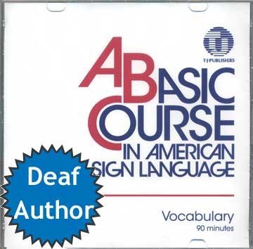 Cicso Independent DVD102 A Basic Course in American Sign Language Vocabulary DVD