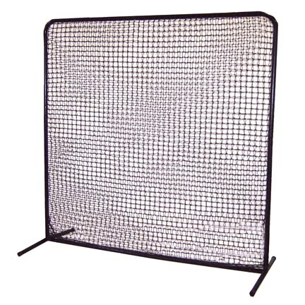 Cimarron 7' x 7' Baseball / Softball #42 Fielder Net And Frame