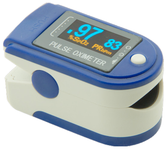 Clever Choice SDI-P50D SDCMS50D Pulse Oximeter