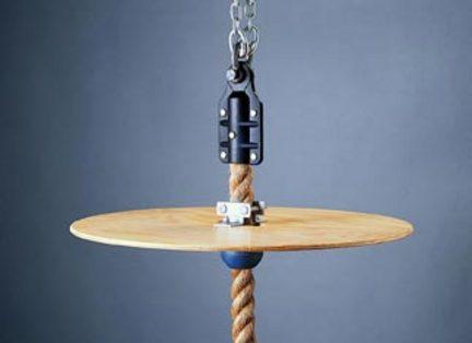 Climbing Rope Tambourine