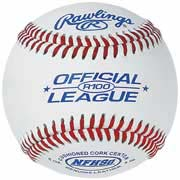 College / High School Baseballs from Rawlings - One Dozen