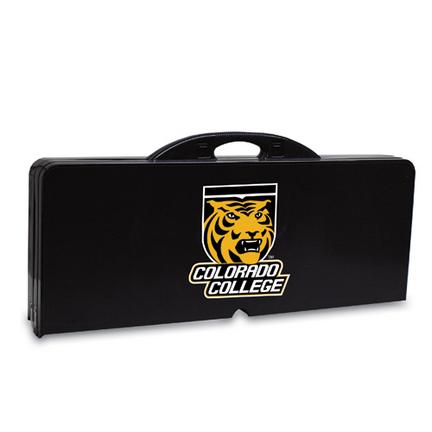 Colorado College Tigers Folding Picnic Table