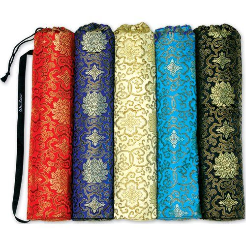 Deluxe Yoga Tote Bag for Yoga and Pilates Mat 28 Tote - Large Turqoise