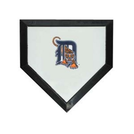 Detroit Tigers Licensed Authentic Pro Home Plate from Schutt