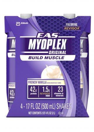 EAS Myoplex RTD - Vanilla - 3/4 Pk