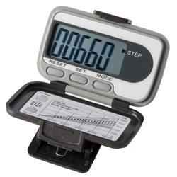 EKHO PED-03-00006 3 x 4 Three Pedometer