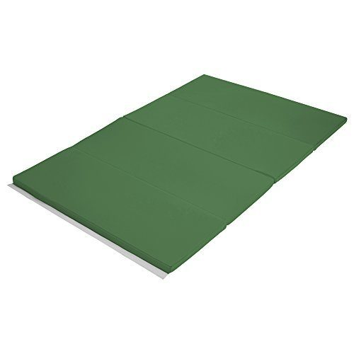 Early Childhood Resources ELR-12206-GN 4 x 6 in. SoftZone Runway Tumbling Mat Green