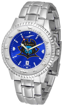 East Tennessee State Buccaneers Competitor AnoChrome Men's Watch with Steel Band