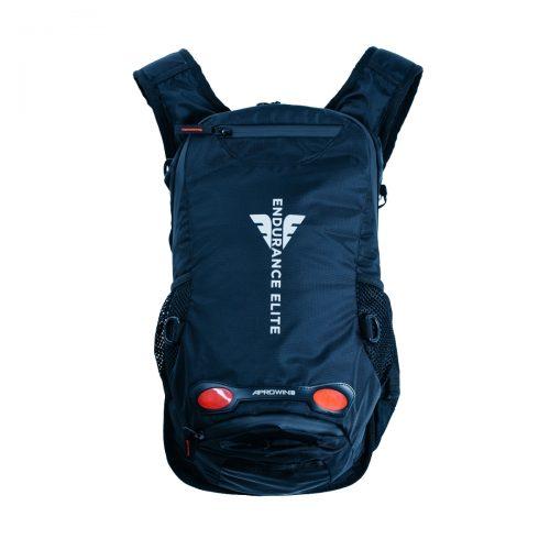 Endurance Elite EWB1000BTL-BLACK Condor Sports Backpack with Bluetooth Speaker - Black