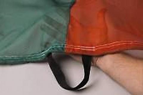 Everrich EVC-0065 4 Color Parachutes - 12 Handles - 12 Feet