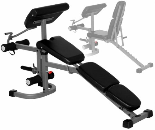 FID and Ab Combo Weight Bench