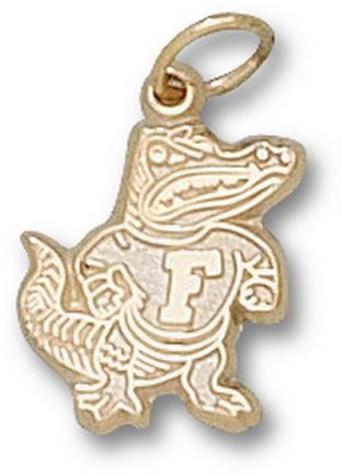 "Florida Gators 1/2"" ""Classic Albert"" Charm - 10KT Gold Jewelry"