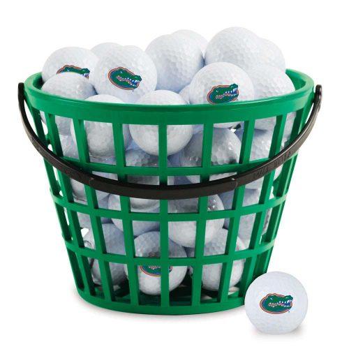 Florida Gators Golf Ball Bucket (36 Balls)