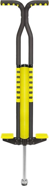 Flybar 14847-2015 Foam Master Pogo stick With Digital Pogo Stick Counter yellow-black