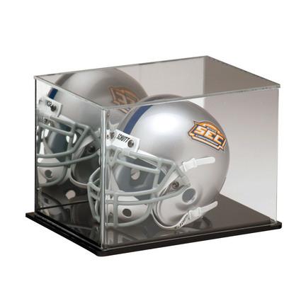 Full Size Football Helmet Display Case