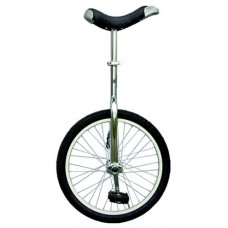Fun 659321 Chrome 20 in. Unicycle with Alloy Rim