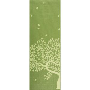 Gaiam Yoga & Pilates Mat 3 mm Printed - Tree of Life